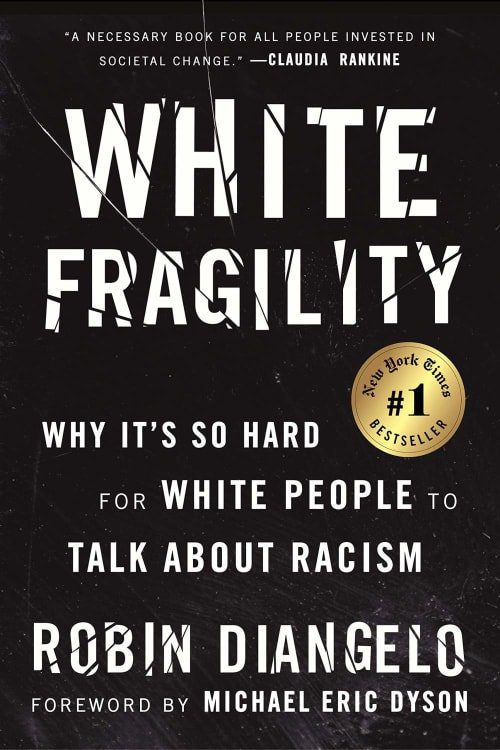 White Fragility: Why It's So Hard for White People to Talk About Racism image