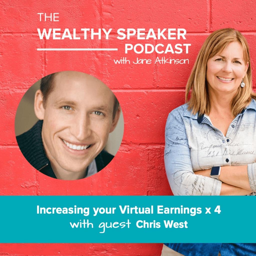 Chris West Jane Atkinson Virtual Earnings