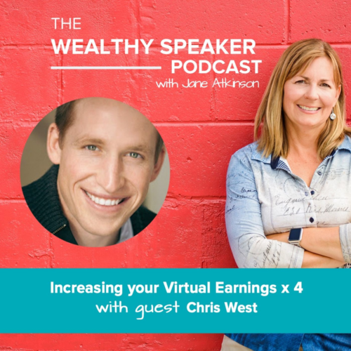 Chris West Jane Atkinson Virtual Earnings
