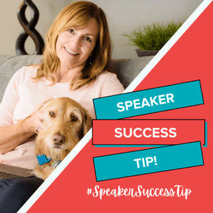 #SpeakerSuccessTip: Circling Back to Find the Buyers image
