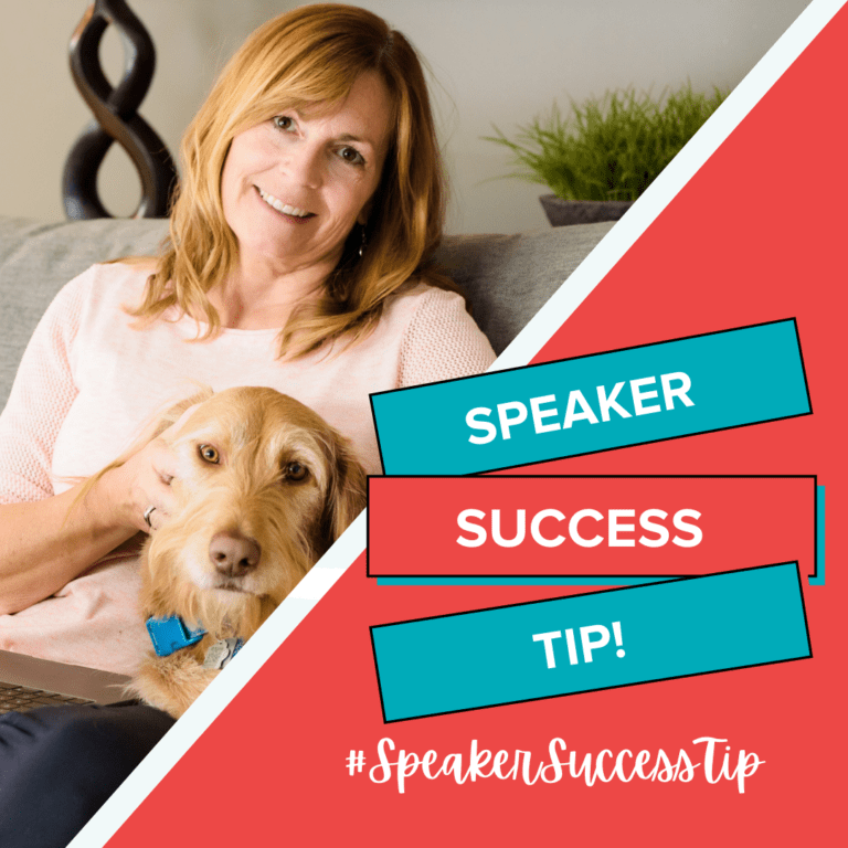 #SpeakerSuccessTip: Understanding What You SHOULD Be Doing In Your Business 1080 x 1080