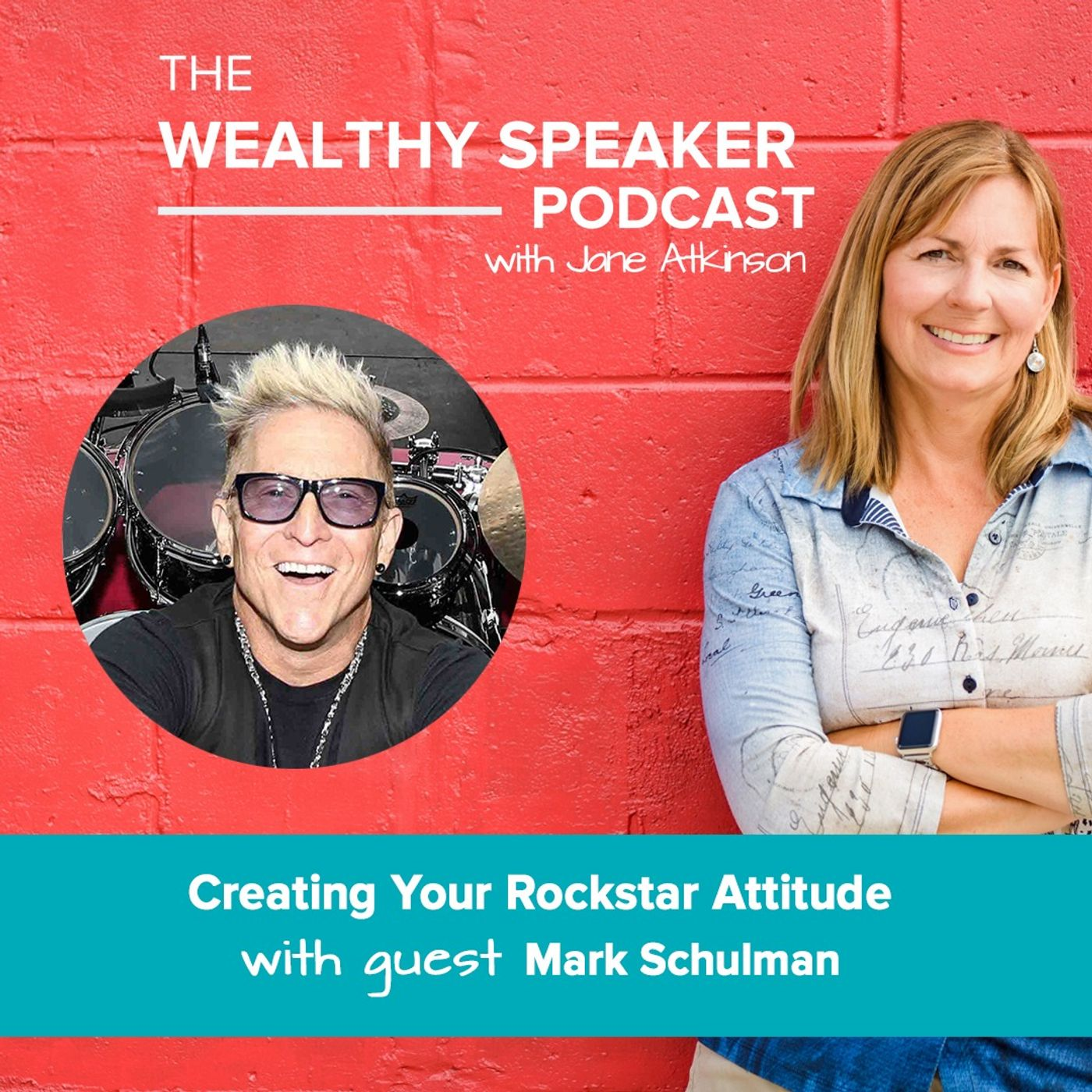 The Wealthy Speaker Podcast with Mark Schulman