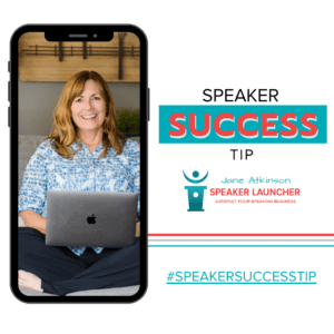 #SpeakerSuccesTip: Keep It Simple - Especially When It Comes to Virtual Presentations! Featured Image