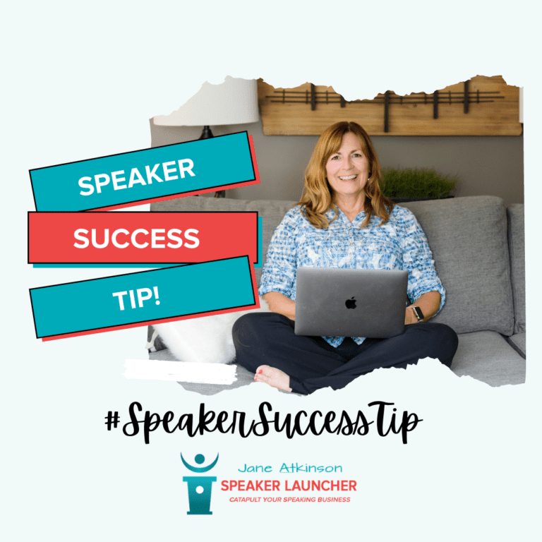 #SpeakerSuccessTip: What's Between You and Your Goals?