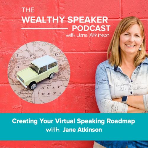 Virtual speaking roadmap with Jane Atkinson
