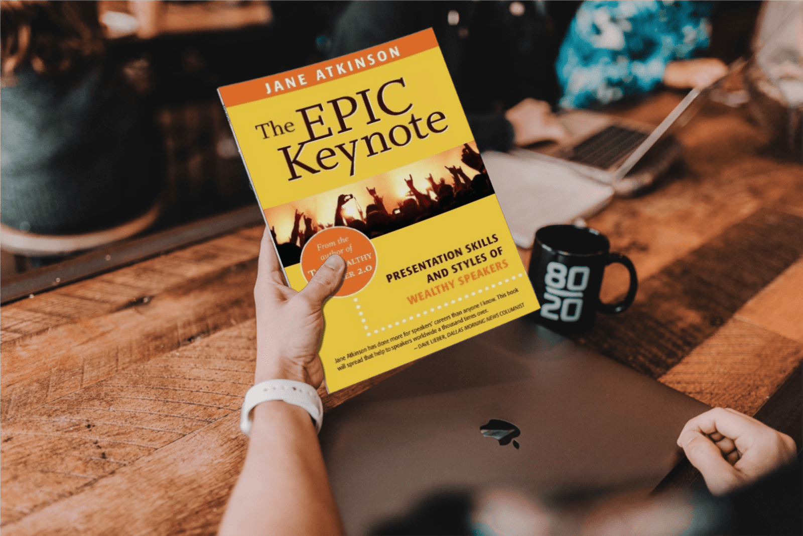 the epic keynote book -jane atkinson