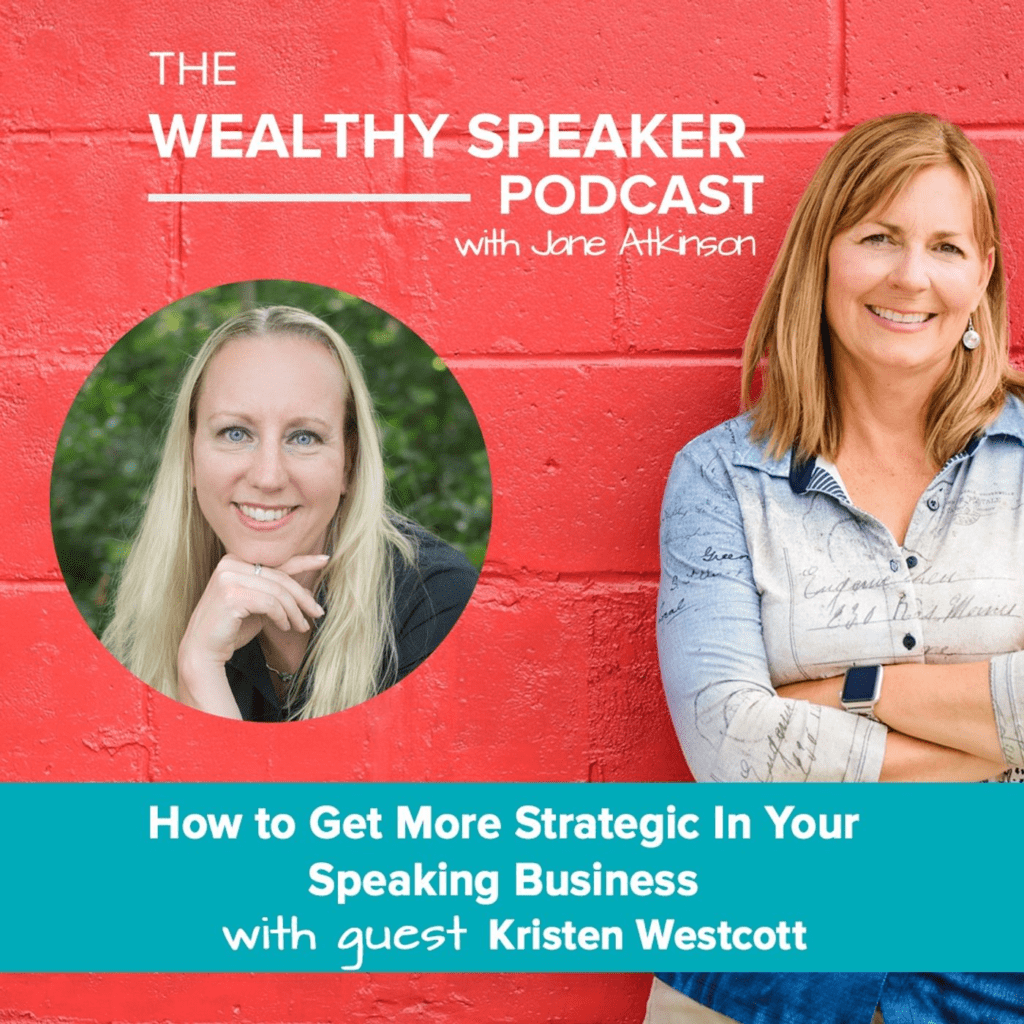 Business Strategy with Jane Atkinson and Kristen Westcott