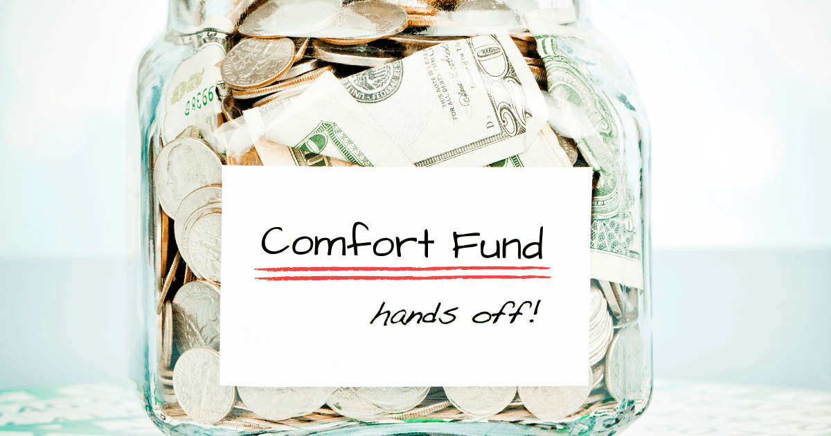 The Comfort Fund is King image