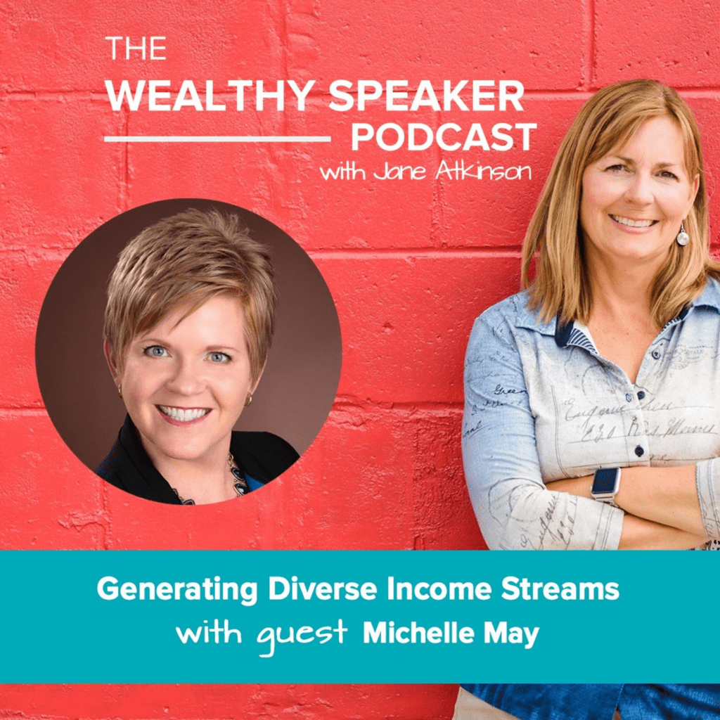 Generating income with Jane Atkinson and Michelle May
