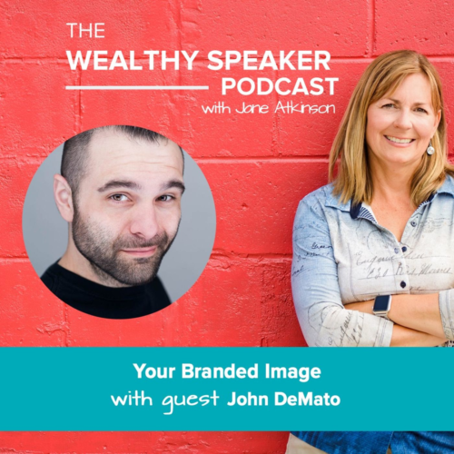 Your Branded Image with Jane Atkinson and John DeMato