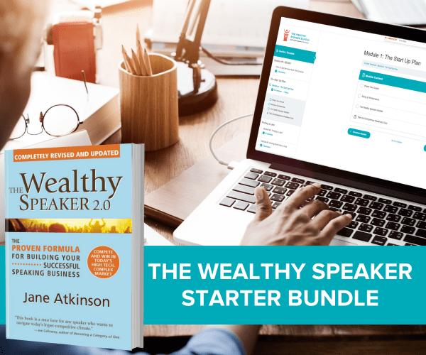 Wealthy Speaker Starter Bundle