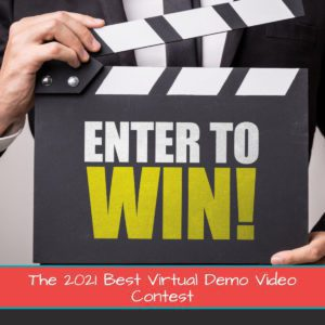The 2021 Best Virtual Demo Video Contest 1200 x 1200