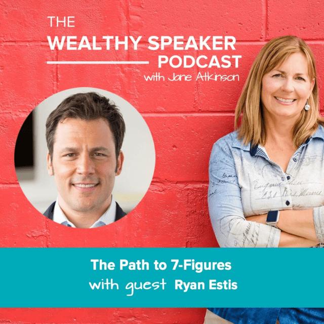 7-figure speaker with Jane Atkinson and Ryan Estis