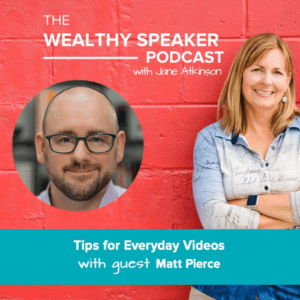 Tips for Everyday Video with Jane Atkinson and Matt Pierce