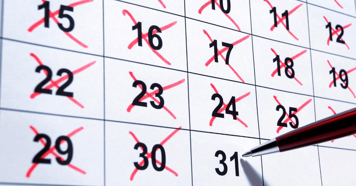 Raising Your Speaking Fees full calendar