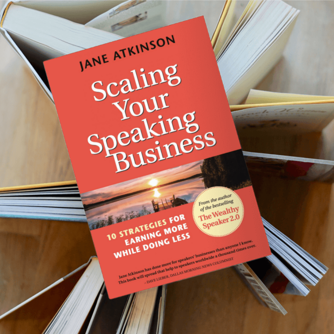 Scaling Your Speaking Business book