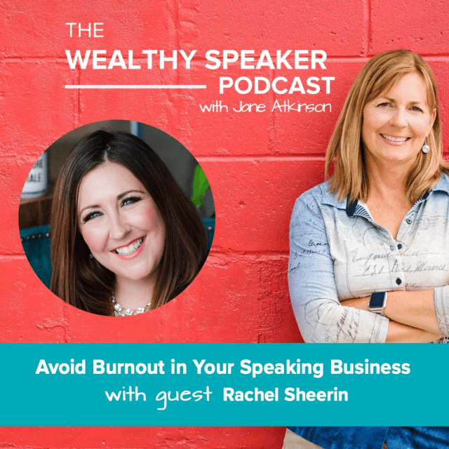 Avoid Burnout with Jane Atkinson and Rachel Sheerin