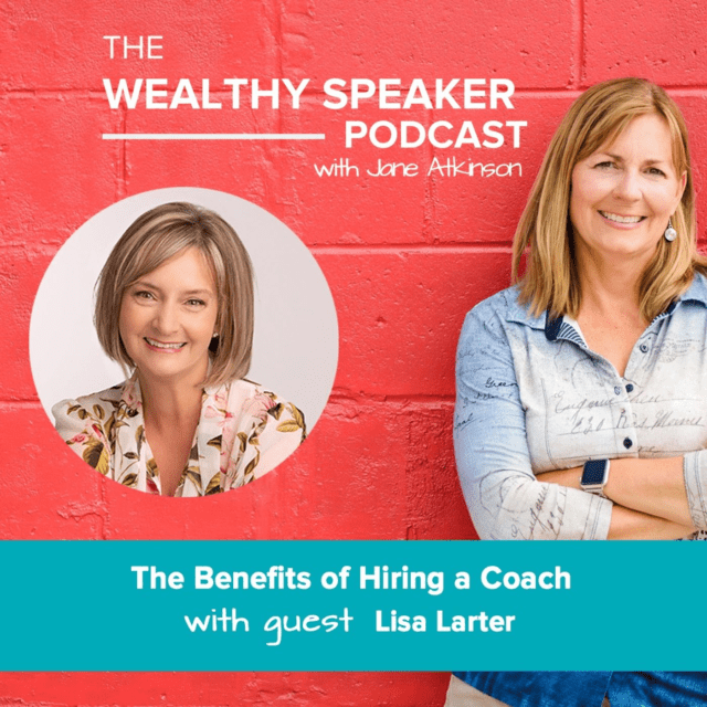 hiring a coach with Jane Atkinson and Lisa Larter
