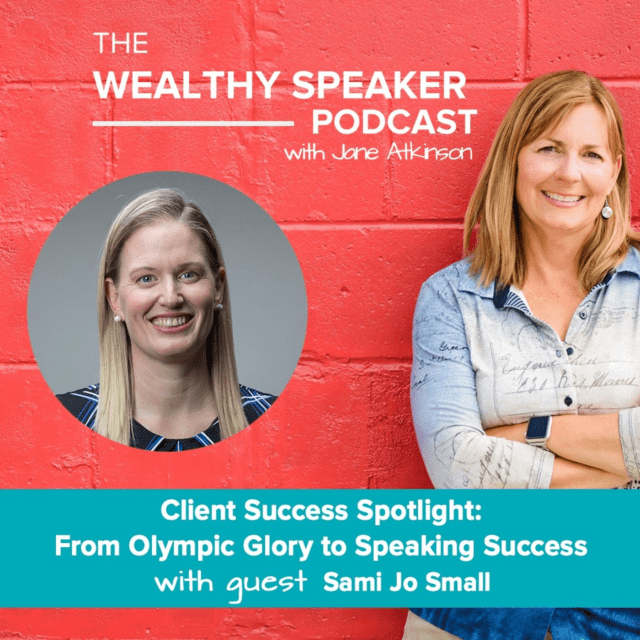 Speaking Success with Jane Atkinson and Sami-Jo Small