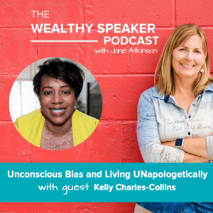 Unconscious Bias with Jane Atkinson and Kelly Charles-Collins