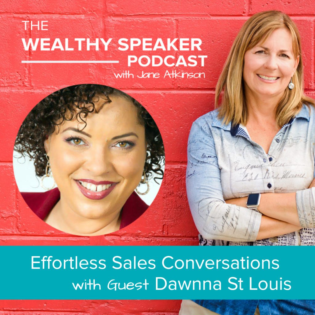 Effortless Sales Conversations With Dawnna St Louis final Featured image