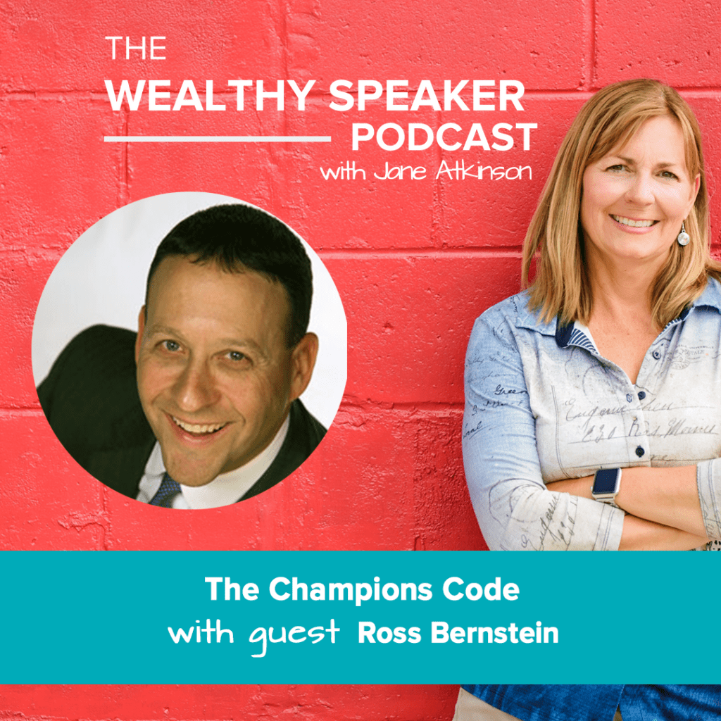 find great success with Jane Atkinson and Ross Bernstein